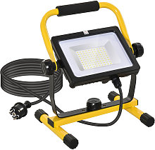 Foco de Trabajo LED 50W Portátil 360° Giratorio