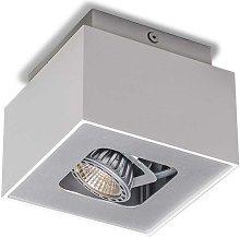 Foco diseño blanco orientable - BOX
