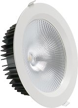 Foco Downlight LED 40W Blanco Frío 6000K -