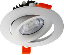 Foco downlight LED CobMon 15W Blanco Neutro 4500K