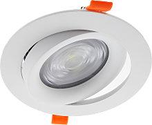 Foco downlight LED CobMon 20W Blanco Neutro 4500K