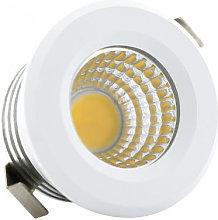 Foco downlight LED Design 3W Blanco Frío 6500K |