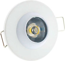 Foco downlight LED Oscillant 3W Blanco Frío 6500K