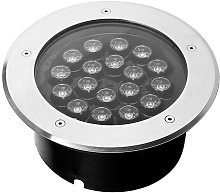 Foco empotrable FOKUA LED 18W, Blanco neutro