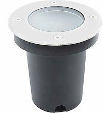 Foco empotrable redondo LED casquillo GU10 para