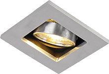 Foco empotrado aluminio - QURE