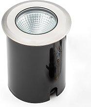 Foco empotrado LED Tuva - hecho a mano en la UE
