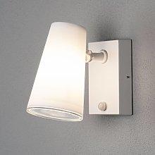 Foco exterior LED Fano, detector de movimiento