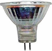 foco halógeno 220v 12v 20w 35w 50w MR11diámetro