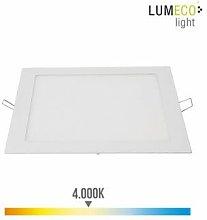 Foco Iluminacion 20W 1500Lm 4000K 22Cm Downlight
