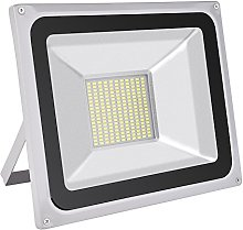 Foco LED 100W Blanco frío 6500K , Proyector LED