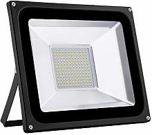 Foco LED 100W, Sararoom 8000LM Proyector Led IP65