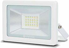 Foco LED, 20W, 1600lúmenes, IP65, color blanco