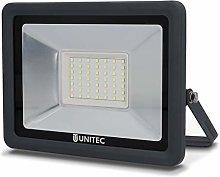 Foco LED, 50W, 4000Lúmenes, IP65, antracita