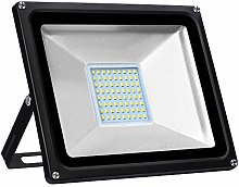 Foco LED 50W, Sararoom 4000LM Foco Proyector Led,