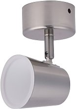 Foco LED 5W 4000k ICE níquel 43-611-01-002 -