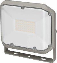Foco LED AL 3000 30 W IP44 - Gris - Brennenstuhl