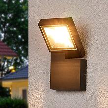 Foco LED Alijana con cabezal luminoso móvil