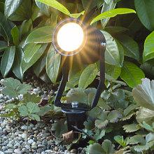 Foco LED con pica Pasas giratorio