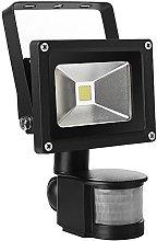 Foco LED con Sensor de Movimiento 10W,Blanco