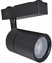 Foco LED de carril 30W Monofásico Orientable