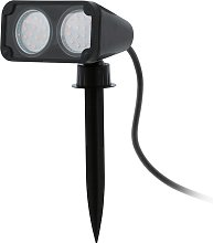 Foco LED de estaca Nema doble