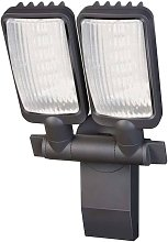 Foco LED Duo Premium City LV5405 30 W IP44 - Negro
