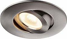 Foco LED empotrable Play controlable a través de