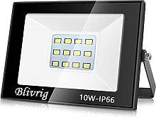 foco led exterior 10W,Blivrig LED Foco Exterior de