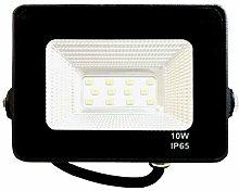 Foco LED exterior Floodlight 10W GNETIC GLASS