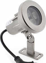 Foco LED Exterior GARLUX, DC12/24V, 24W, RGBW,