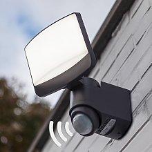 Foco LED exterior Sunshine, sensor de movimiento
