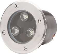 Foco LED IP67 Empotrar 3W 285Lm 30.000H Jocelyn |