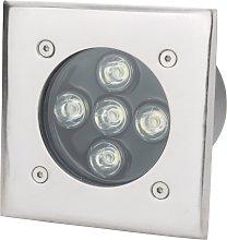 Foco LED IP67 Empotrar 5W 475Lm 30.000H Esther |