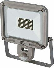 Foco LED JARO 5000P PIR 50 W 10 m IP44 - Plateado