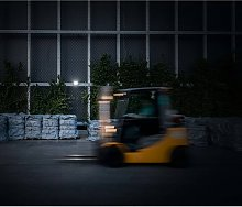 Foco LED JARO 9000 IP65 100 W - Plateado -