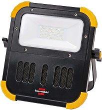 Foco LED móvil recargable BLUMO 20 W IP54 - Negro