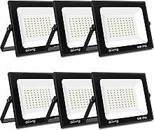 Foco LED para exteriores de 50W, Blivrig 5000lm