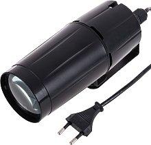 Foco LED pinspot 3W luz verde - Bematik