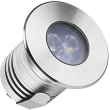 Foco Led sumergible LAND MINI, 3W, IP68, Blanco