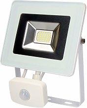 Foco Multiled con sensor 28Led 20W 1400Lum - EDM