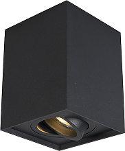 Foco negro orientable - QUADRO 1 up