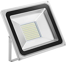 Foco proyector LED 100W para exteriores, 7000LM,