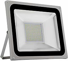 Foco Proyector Led 100W, Sararoom 8000LM Regulable