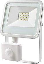 Foco Proyector Led 20W 1400 Lm 6400K Luz Fria Con