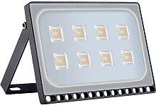 Foco proyector LED 50W para exteriores, resistente