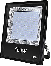 Foco Proyector LED para Exteriores, 100W 10000LM