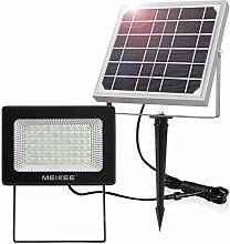 Foco Solar Exterior MEIKEE 60 LED Foco Solar