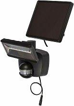 Foco solar LED SOL 800 IP44 - Negro - Brennenstuhl