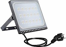 Focos LED 100W, Sararoom 8000LM Foco Proyector